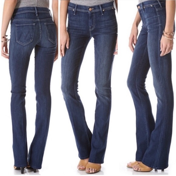 MOTHER   The daydreamer Jeans